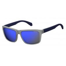 PLD 2058/S MATT BLUE/BLUE SP PZ