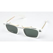 PLD 6045/S/X WHITE/GREEN PZ