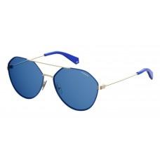 PLD 6059/F/S BLUE/GREY PZ