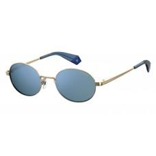 PLD 6066/S GOLD BLUE/PLATINUM PZ