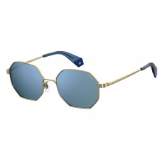 PLD 6067/S GOLD BLUE/PLATINUM PZ