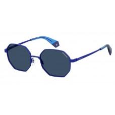 PLD 6067/S BLUE/GREY PZ